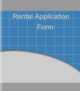rental application icon